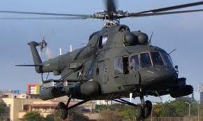 Nga bàn giao hàng loạt máy bay trực thăng vận tải quân sự Mi-17V-5 cho Afganistan. ảnh 1