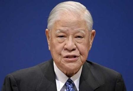 Cựu Tổng thống Đài Loan Lý Đằng Huy (Lee Teng-hui)