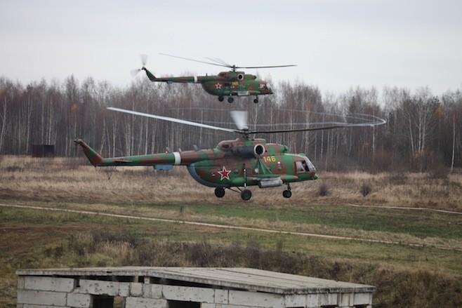 Nga tập trận quân sự tại quần đảo tranh chấp với Nhật Bản ảnh 1