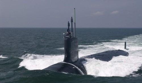 Tàu ngầm Virginia cấp một của Mỹ