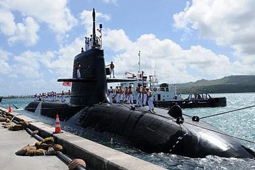 """Nga không """"buộc"""" tàu ngầm của Nhật Bản rời khỏi eo biển La Perouse ảnh 1"""