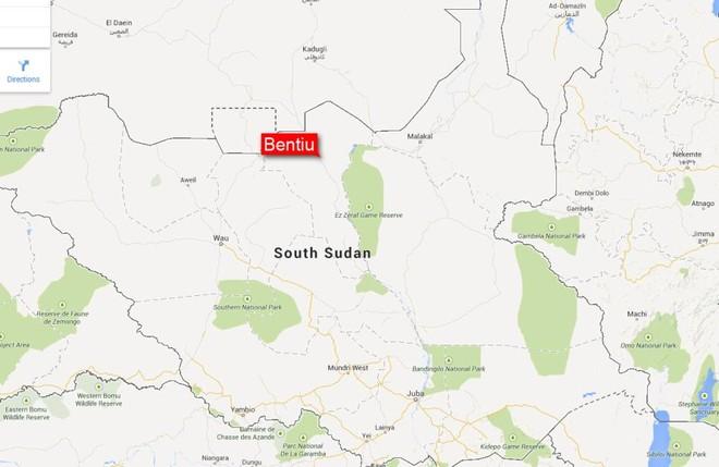 Máy bay trực thăng của Liên Hợp Quốc bị bắn rơi tại Nam Sudan ảnh 1