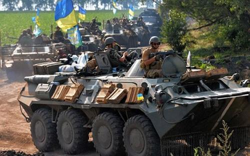Lực lượng ly khai tiêu diệt hàng loạt trang bị, vũ khí của quân đội Ukraine ảnh 1
