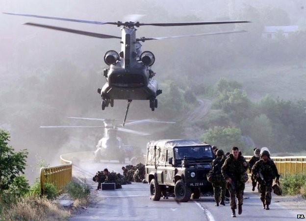 Điểm lại những mốc sự kiện khiến quan hệ NATO-Nga đi xuống ảnh 5