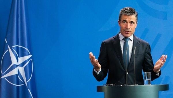 """NATO """"khó lòng"""" chấp nhận Ukraine là thành viên ảnh 1"""