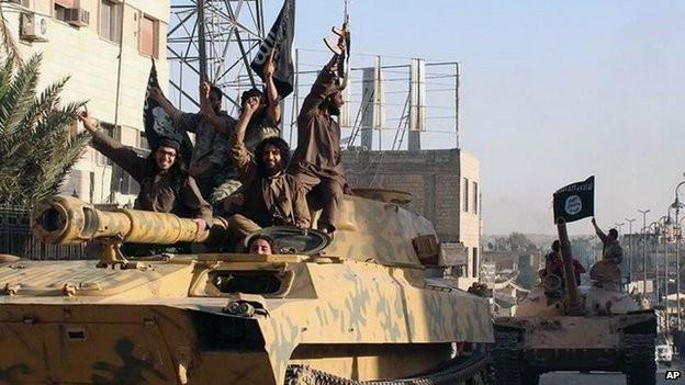 """Thế giới không thể """"giương mắt"""" nhìn ISIS hoành hành ảnh 2"""