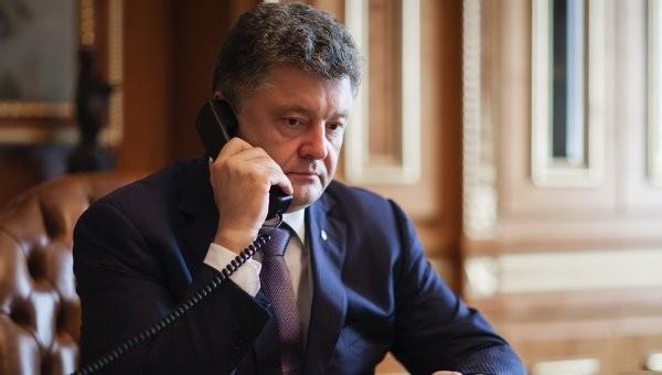 Tổng thống Ukraine, Petro Poroshenko đã ký dự luật mở đường cho việc áp dụng các biện pháp trừng phạt chống lại nước Nga
