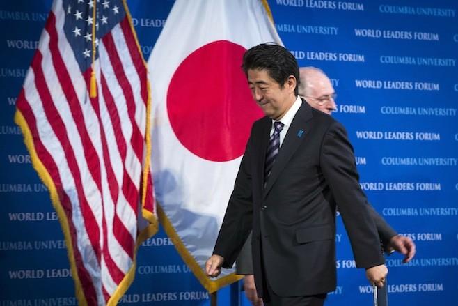 Mỹ gây áp lực, Nhật trì hoãn cuộc họp song phương với Nga ảnh 1