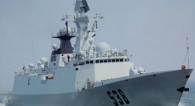 """Chiến hạm Trung Quốc là """"sự lựa chọn lí tưởng"""" cho hải quân Nga? ảnh 1"""