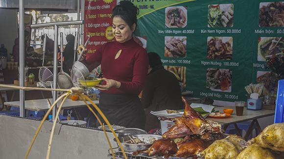 Nhiều nét độc đáo tại hội chợ Xuân đón Tết cổ truyền Giáp Ngọ ảnh 7