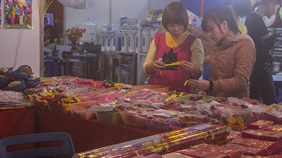 Nhiều nét độc đáo tại hội chợ Xuân đón Tết cổ truyền Giáp Ngọ ảnh 9
