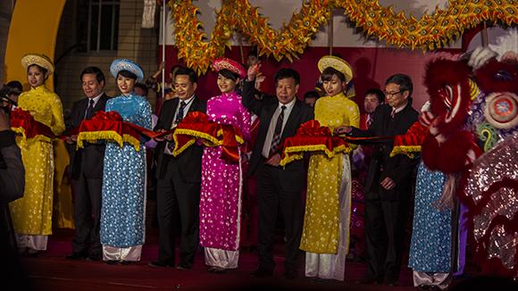 Quảng bá văn hoá truyền thống qua Hội chợ Xuân ảnh 5