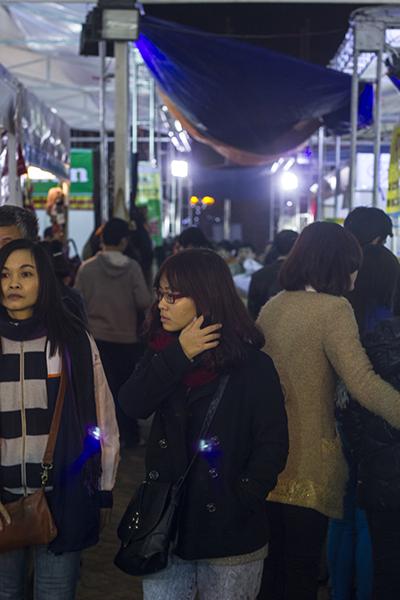 Quảng bá văn hoá truyền thống qua Hội chợ Xuân ảnh 6