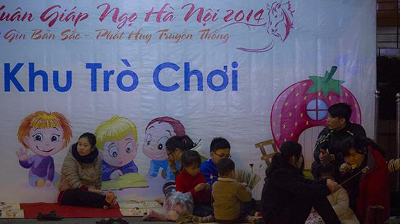 Quảng bá văn hoá truyền thống qua Hội chợ Xuân ảnh 8
