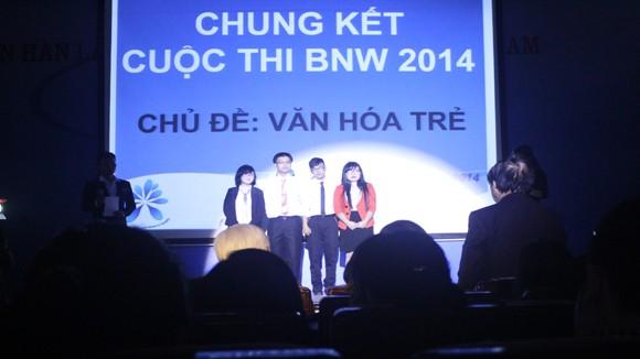 Nguyễn Thành Đạt: Quán quân cuộc thi tranh luận & hùng biện BNW 2014 ảnh 2