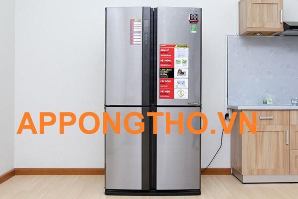 Sửa tủ lạnh tại quận Cầu Giấy, Hà Nội ảnh 1