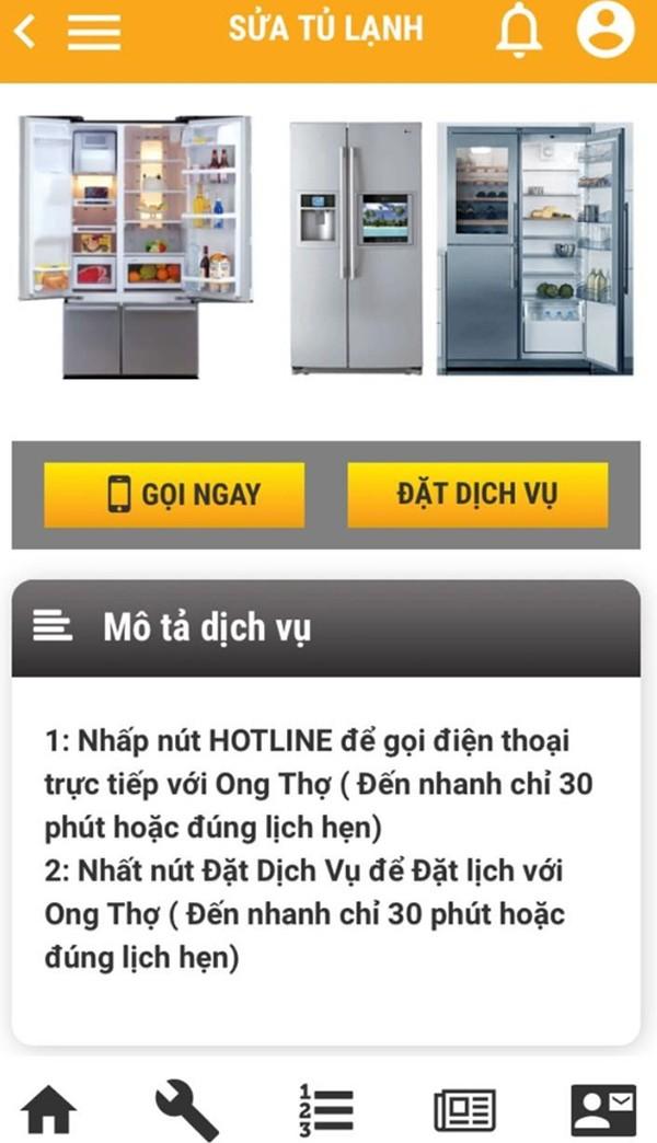 10 địa chỉ sửa tủ lạnh Sharp Inverter uy tín nhất Hà Nội ảnh 2