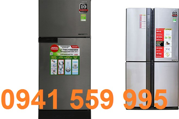 10 địa chỉ sửa tủ lạnh Sharp Inverter uy tín nhất Hà Nội ảnh 1