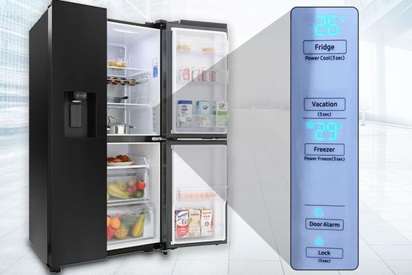 7 nguyên nhân khiến tủ lạnh Samsung không làm đá và kém lạnh ảnh 1