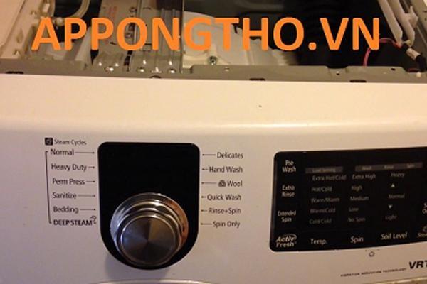 Cách xử lý 43 lỗi thường gặp ở máy giặt Samsung ảnh 2
