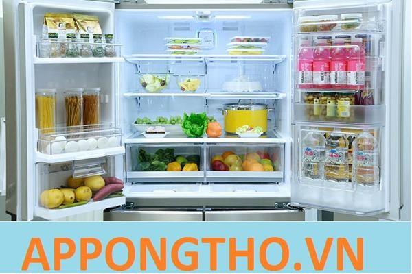 Tủ lạnh mở cửa liên tục có bị nhanh hỏng? ảnh 1