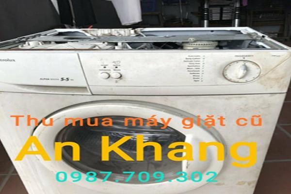 Thu mua máy giặt cũ, hư hỏng giá cao tại Hà Nội ảnh 1