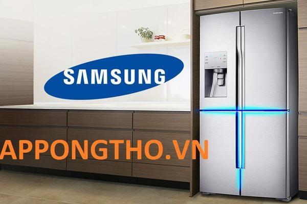 Mã lỗi tủ lạnh Samsung Side By Side Inverter ảnh 1