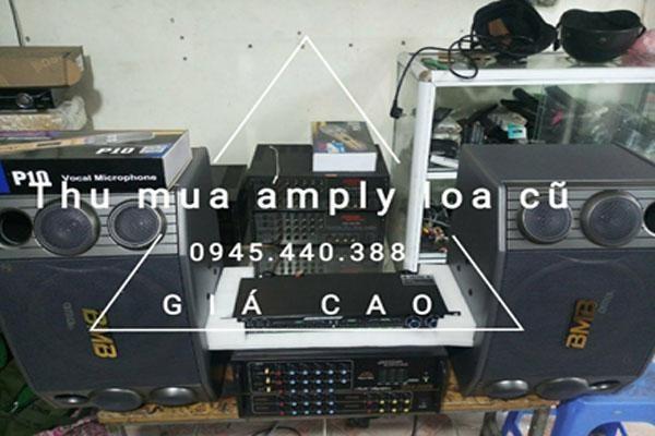 Thu mua amply - loa - đầu karaoke cũ giá cao tại Hà Nội ảnh 1