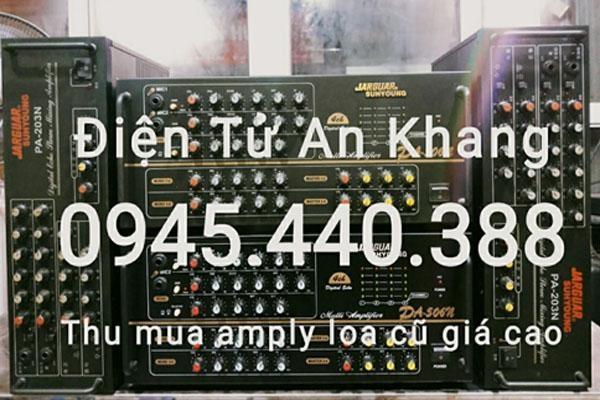 Thu mua amply - loa - đầu karaoke cũ giá cao tại Hà Nội ảnh 2