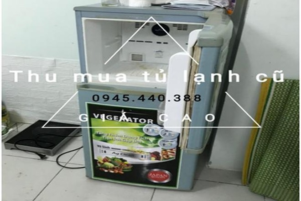 Thu mua tủ lạnh cũ giá cao tại Hà Nội ảnh 2