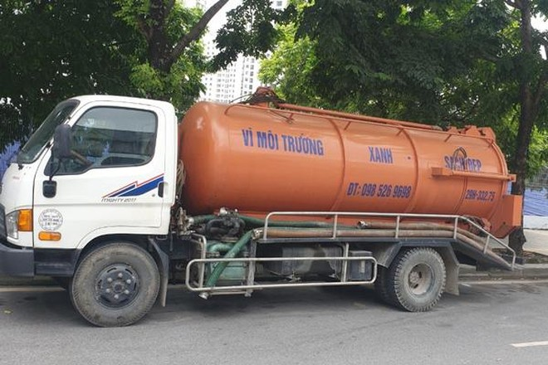 Công ty TNHH xây dựng vệ sinh môi trường đô thị số 1 Hà Nội ảnh 1