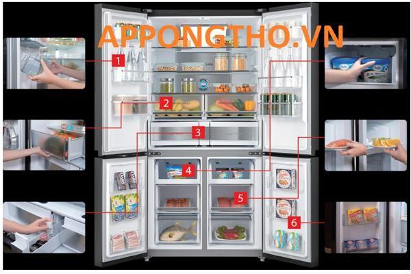Nguyên nhân tủ lạnh vẫn làm đá nhưng ngăn mát không đủ lạnh ảnh 1