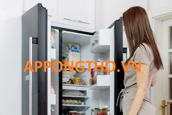 Nhận biết tủ lạnh sắp hết gas từ App Ong Thợ ảnh 1