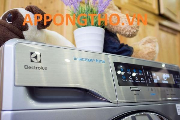 Hướng dẫn sử dụng máy giặt Electrolux tại App Ong Thợ ảnh 1