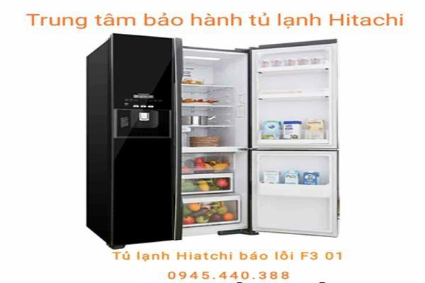 Sửa chữa tủ lạnh Hitachi side by side uy tín tại Hà Nội ảnh 2