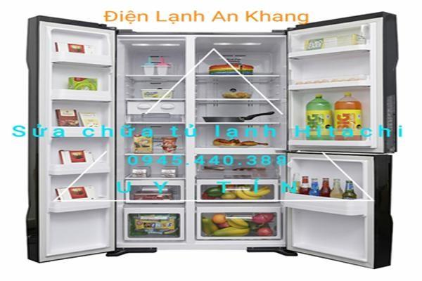 Sửa chữa tủ lạnh Hitachi side by side uy tín tại Hà Nội ảnh 3