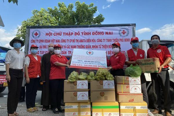 Vedan Việt Nam chung tay phòng chống dịch bệnh Covid-19 ảnh 1