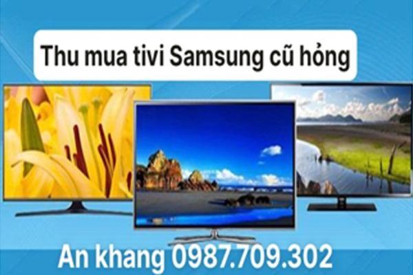 Thu mua tivi Samsung cũ hỏng giá cao ảnh 2
