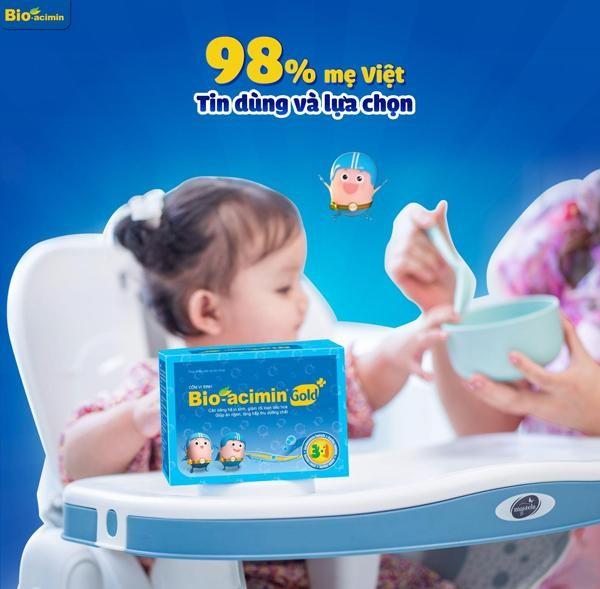 Dùng men vi sinh cho trẻ trong thời gian dài có để lại tác dụng phụ không? ảnh 3