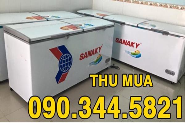 Thu mua tủ cấp đông, tủ mát cánh kính, máy bán hàng tự động giá cao tại Hà Nội ảnh 2