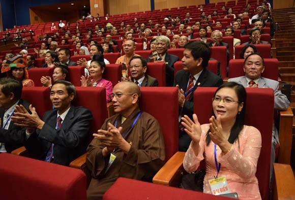 Bế mạc Đại hội đại biểu toàn quốc MTTQ Việt Nam lần thứ VIII