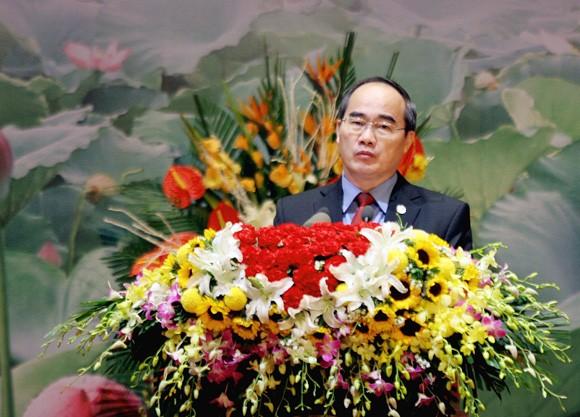 Bế mạc Đại hội đại biểu toàn quốc MTTQ Việt Nam lần thứ VIII ảnh 1