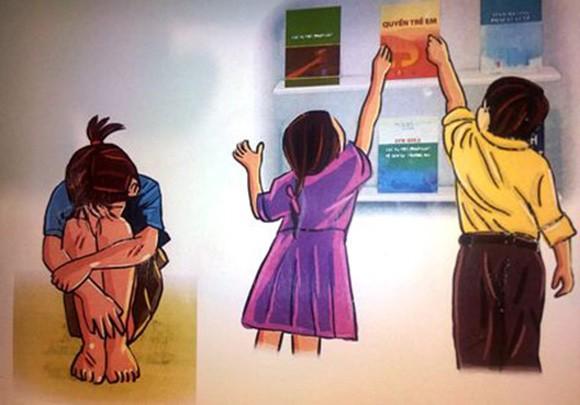 """Phát động cuộc thi viết """"Phòng chống bạo lực và xâm hại trẻ em"""" ảnh 2"""