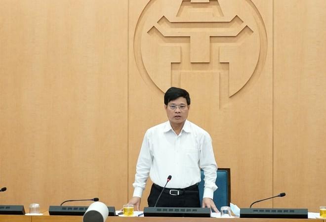 Hà Nội yêu cầu xử phạt nghiêm các trường hợp không đeo khẩu trang nơi công cộng ảnh 1