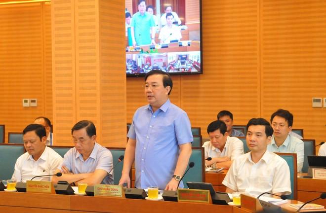 Giám đốc Sở GD-ĐT Hà Nội: Tuyệt đối không để lạm thu đầu năm học mới ảnh 1