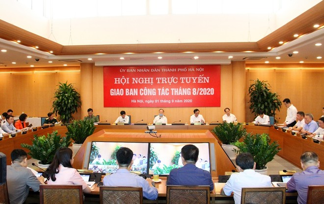 Ảnh hưởng nặng nề bởi Covid-19, Hà Nội vẫn thu ngân sách 179.191 tỷ đồng ảnh 1