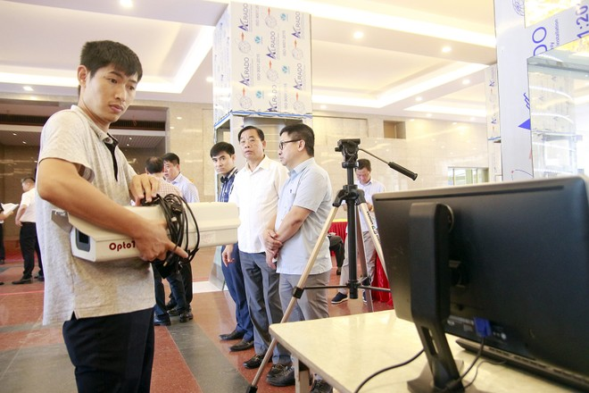 Hà Nội: Thường trực Thành ủy kiểm tra công tác phục vụ Đại hội Đảng bộ thành phố ảnh 10