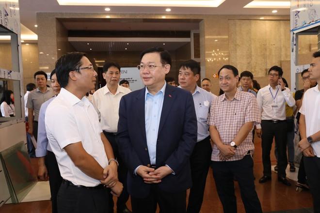 Hà Nội: Thường trực Thành ủy kiểm tra công tác phục vụ Đại hội Đảng bộ thành phố ảnh 1