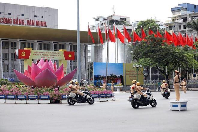 Hà Nội: Thường trực Thành ủy kiểm tra công tác phục vụ Đại hội Đảng bộ thành phố ảnh 6