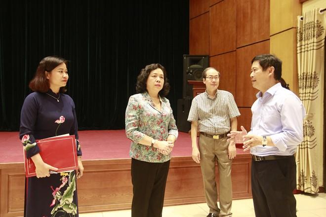 Hà Nội: Thường trực Thành ủy kiểm tra công tác phục vụ Đại hội Đảng bộ thành phố ảnh 5